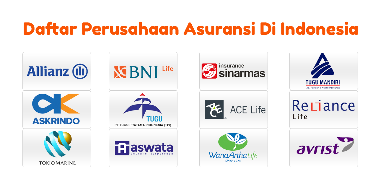 List Of Insurance Companies In Indonesia